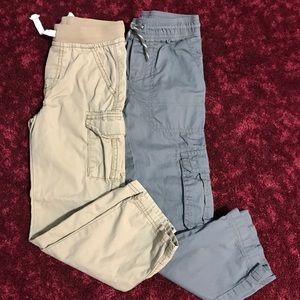 2 Pair Boy's Pants